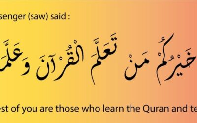 Why Online Quran Teachings are Taking Place These days?