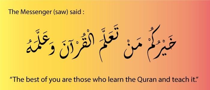 Online Quran teachings