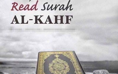 Recite Surah Kahf after Jumma Namaz